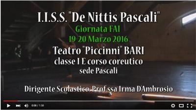 Liceo Artistico DeNittis Bari